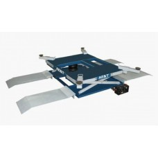 AET TJ-1025-B Подъемник ножничный пневматический, купить