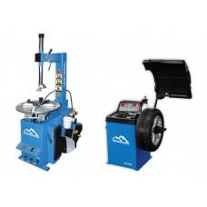 Комплект шиномонтажного оборудования Trommelberg  Автооборудование - Технологии Автосервиса