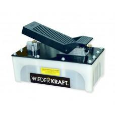WDK-85100 Пневмогидравлический насос, педаль управления, WiederKraft