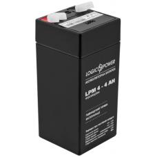 Аккумулятор AGM LPM 4-4 AH