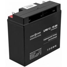 Аккумулятор Logicpower AGM LPM 12 - 18 AH