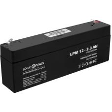 Аккумулятор Logicpower AGM LPM 12 - 2.3 AH