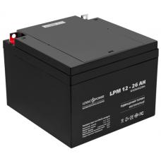 Аккумулятор Logicpower AGM LPM 12 - 26 AH